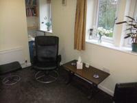 Practice Room upstairs at Kirkburton Osteopathic Practice, Huddersfield